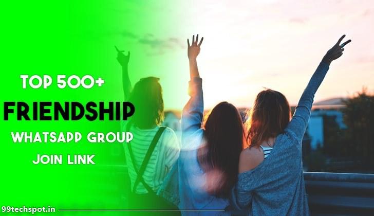 girl friendship whatsapp group link