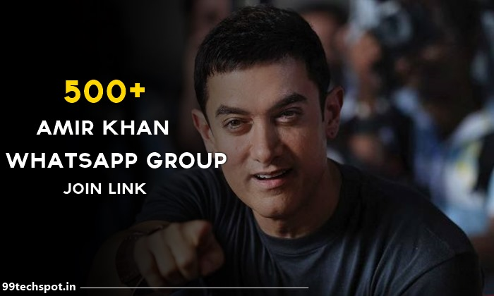 500+ Amir Khan Whatsapp Group Link