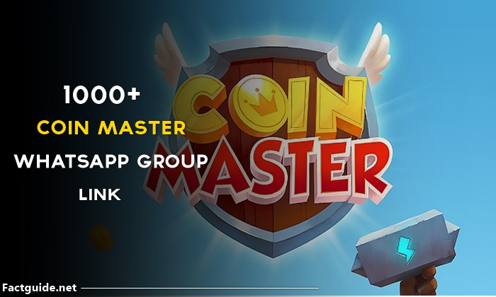 1000+ Coin Master Link Whatsapp Group Join
