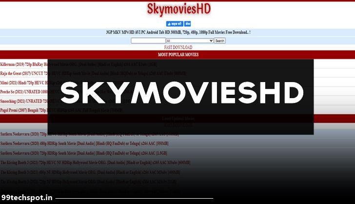 SkyMoviesHD – All HD Bollywood, Hollywood Hindi Dubbed Movies Free.