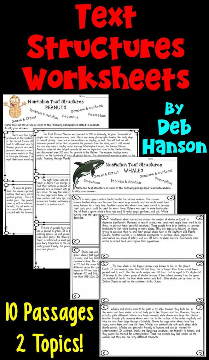 hight resolution of Text Feature Descriptions Worksheets   99Worksheets