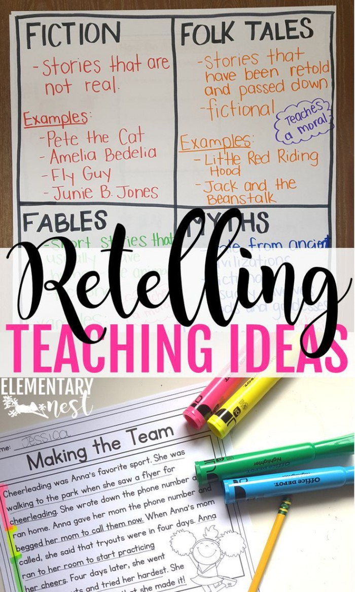 hight resolution of Retelling Folktales And Fables Worksheets   99Worksheets