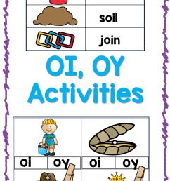 """Vowel Diphthongs: """"Oy"""" Worksheets   99Worksheets [ 1260 x 700 Pixel ]"""