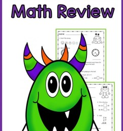 Math Mixed Review Part 1: Flying Through Fourth Grade Worksheets    99Worksheets [ 1235 x 700 Pixel ]