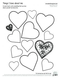 Kindergarten Social Emotional Printable Worksheets