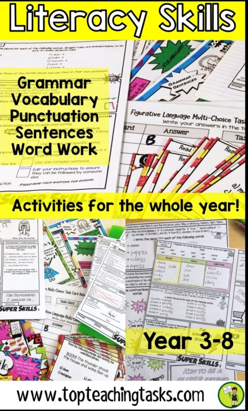 small resolution of Sentence Features (Punctuation) Worksheets   99Worksheets