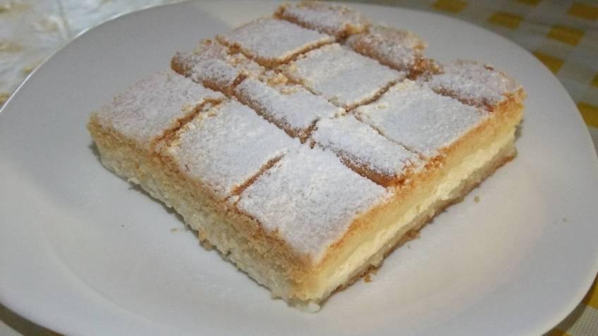 Pita od sira - gotov desert