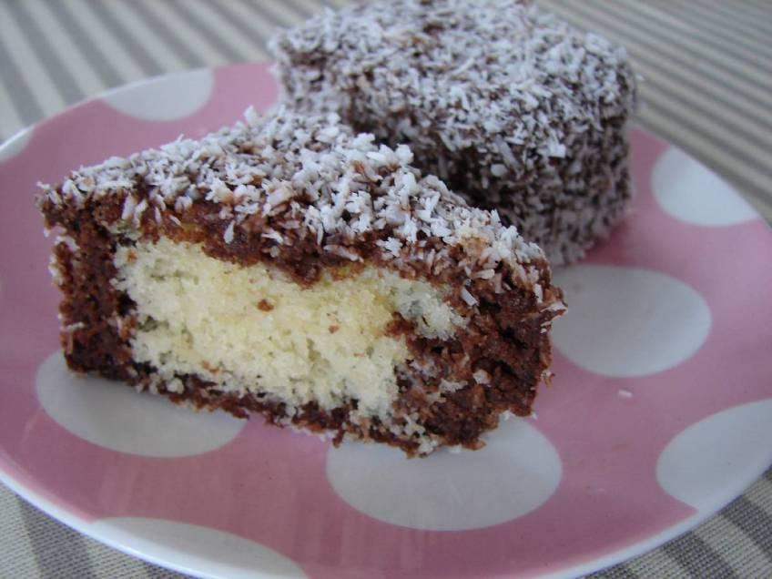 Čupavci - gotov kolač