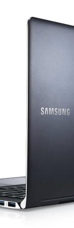Samsung Series 9 - back