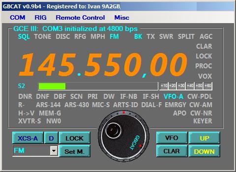 GBCAT - v0.9b4 - Basic Module