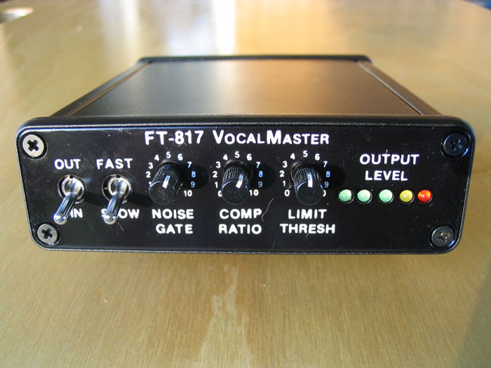 VocalMaster by Allen Baker, KG4JJH