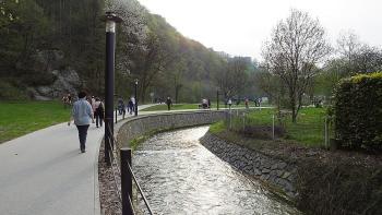 Setnica uz potok Gradnu - Samobor