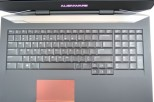 Alienware 17 -keyboard