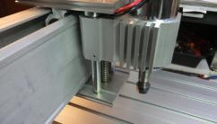 CNC stroj, Z-os