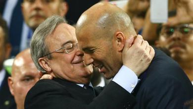 "Photo of رسميا..ريال مدريد يعلن رحيل مدربه ""زيدان"""
