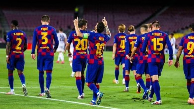 "Photo of قبل موقعة ""البايرن""برشلونة يعلن إصابة لاعب بفيروس كورونا"