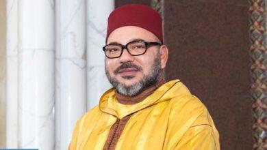Photo of الملك للرئيس الموريتاني: علاقتنا ستزداد متانة بفضل تعزيز تعاوننا الثنائي