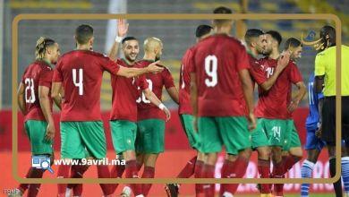 Photo of المنتخب المغربي يضمن مقعدا في نهائيات كأس إفريقيا