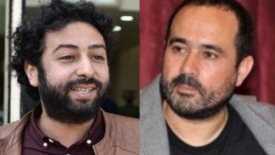 Photo of الصحافيان الريسوني والراضي يضربان عن الطعام والماء