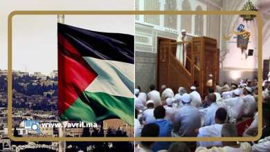 Photo of مغاربة غاضبون بسبب عدم الدعاء مع الفلسطينيين في خطبة يوم الجمعة