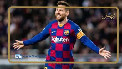 Photo of رسميا.. الأرجنتيني ليونيل ميسي يرحل عن نادي برشلونة