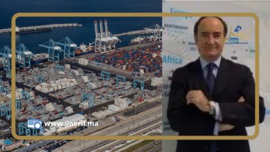 """Photo of رئيس ميناء الجزيرة الخضراء :""""ميناء طنجة المتوسط تهديد خطير لموانئ الشحن الإسبانية"""""""