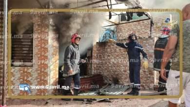 Photo of طنجة.. حريق مخيف يتسبب في إصابات وخسائر مادية جسيمة بمحل للمفروشات