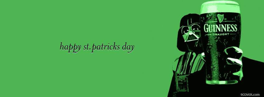 Day St Patricks Star Wars