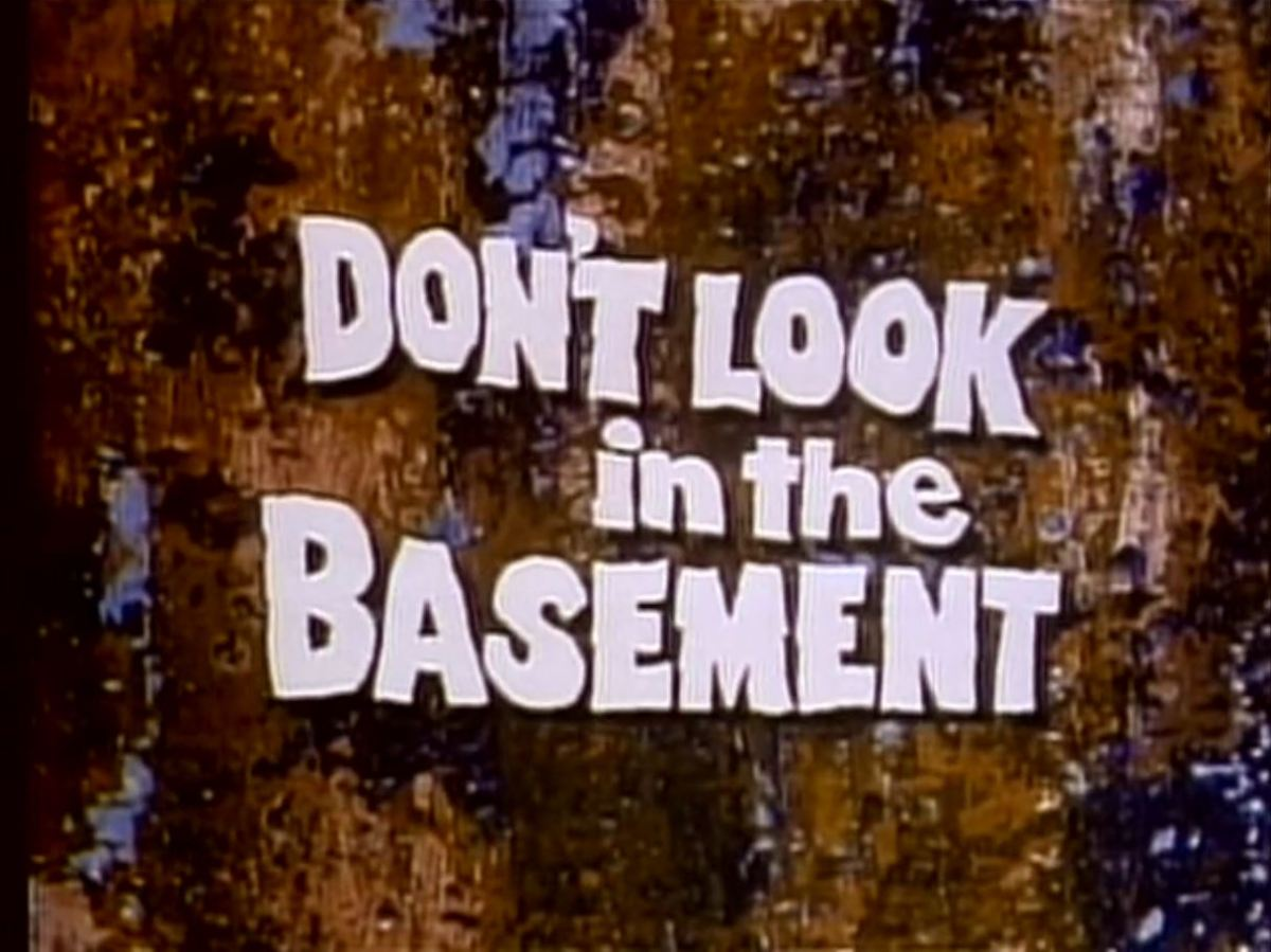 #379 Don't Look In The Basement (1973)