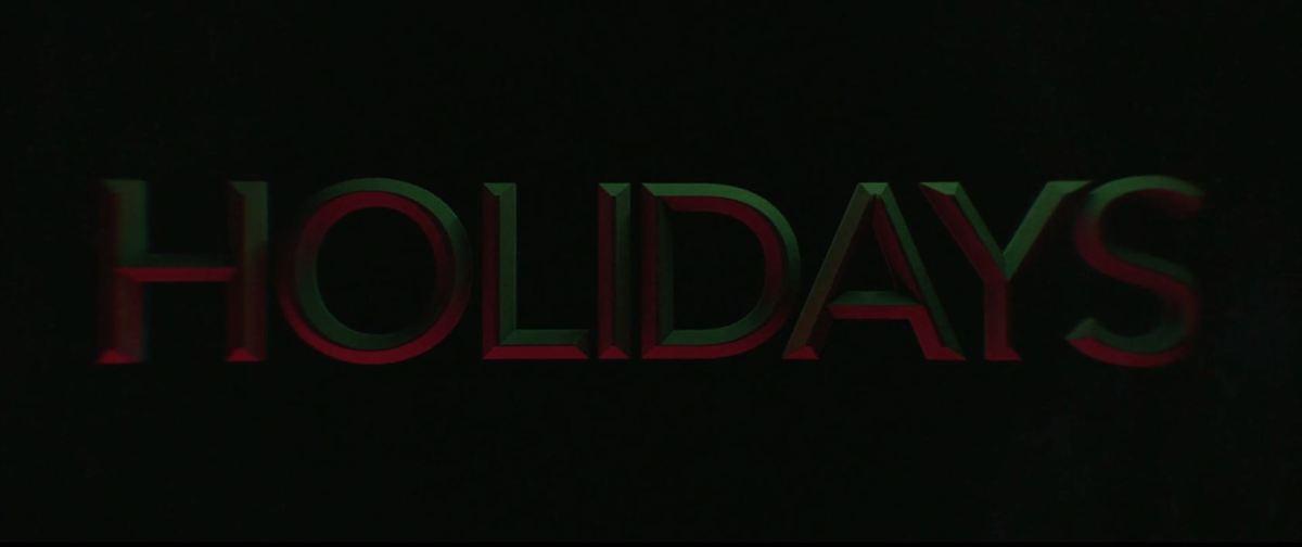 #324 Holidays (2016)
