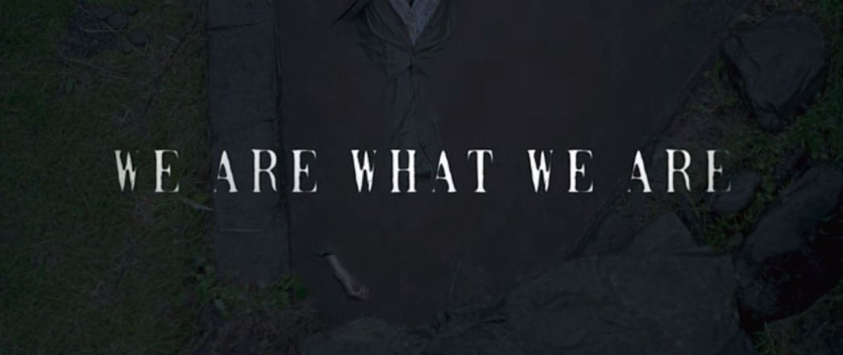 #322 We Are What We Are (2013)