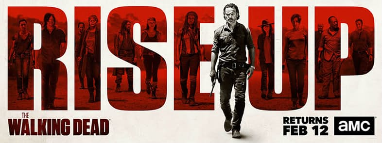 "The Walking Dead S7 Ep8 ""Hearts Still Beating"" – 9 Deuce Discussion – No Guts No Glory Edition"