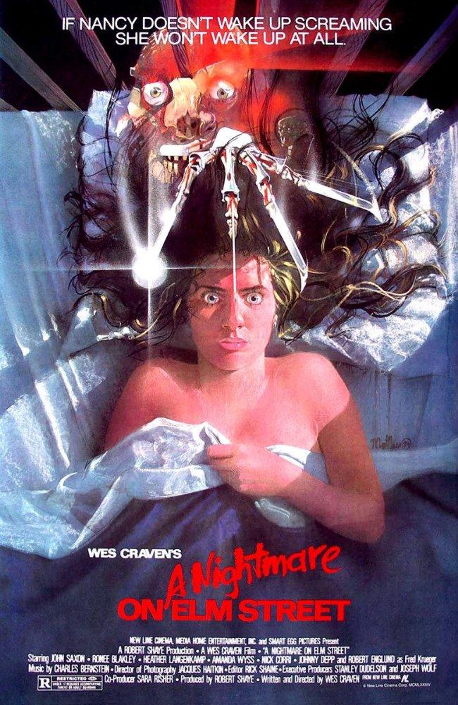 #58 A Nightmare On Elm Street (1984)