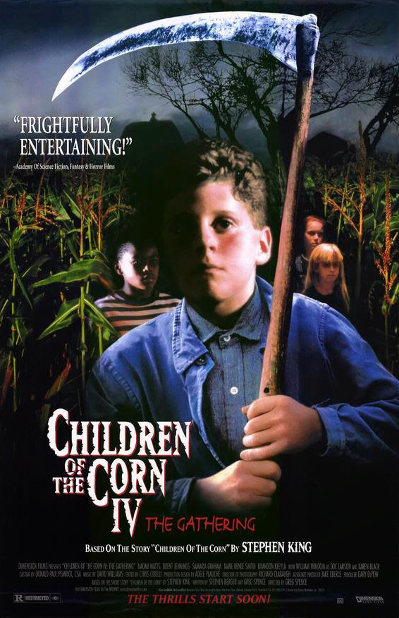 #144 Children of the Corn: The Gathering (part 4) (1996) Review