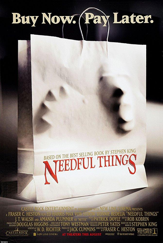 #15 Needful Things (1993)