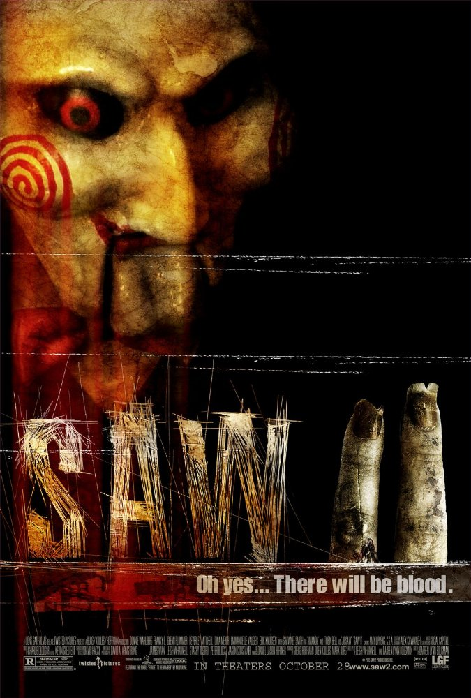 #75 Saw II (2005)