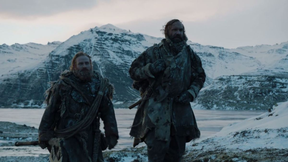 The Game of Thrones 9 Deuce – S:7 Ep:6 – So That's How You Make an Ice Dragon Edition