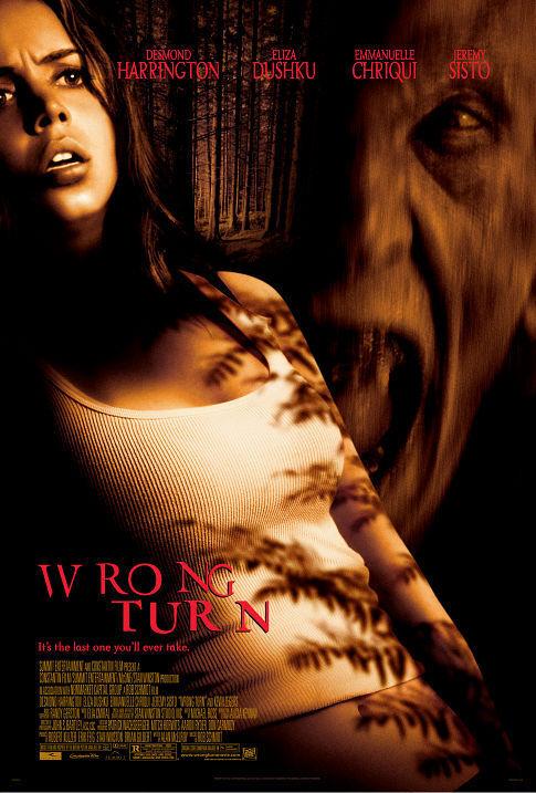 #24 Wrong Turn (2003)