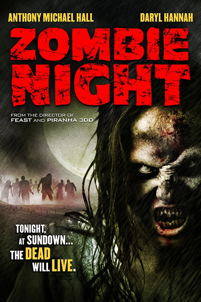 #142 Zombie Night (2013) Review
