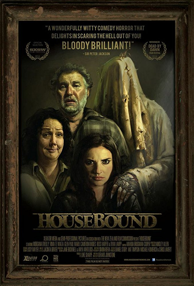 9 Deuce Horror Presents Housebound (2014) and Honeymoon (2014) with a dash of Dead Silence (2007)