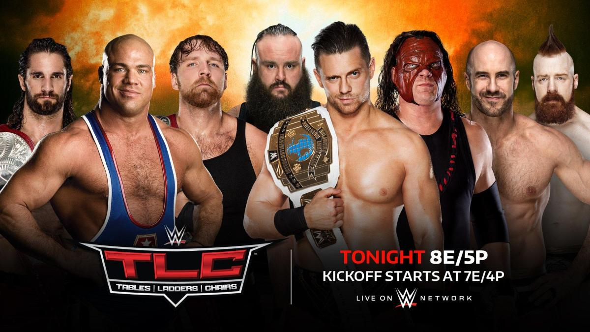 TLC 2017 – 9 Deuce Preview