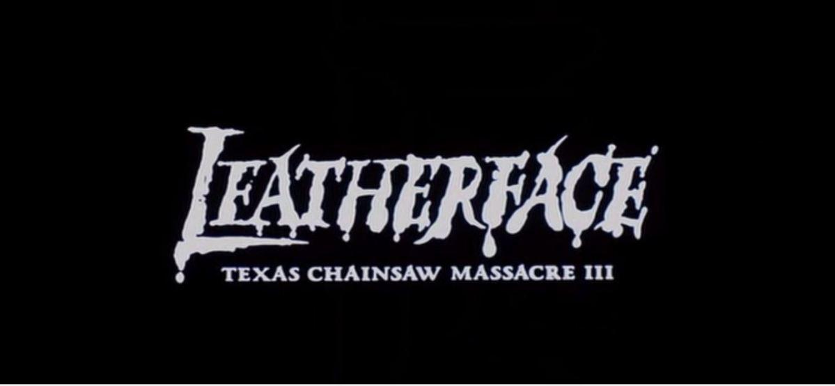 Texas Chainsaw Massacre III: Leatherface (1990)