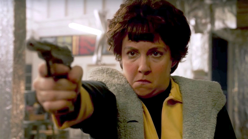 """American Horror Story Cult – S:7 Ep:7 """"Valerie Solanas Died for Your Sins: Scumbag"""""""