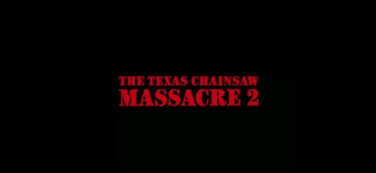 Texas Chainsaw Massacre 2 (1986)