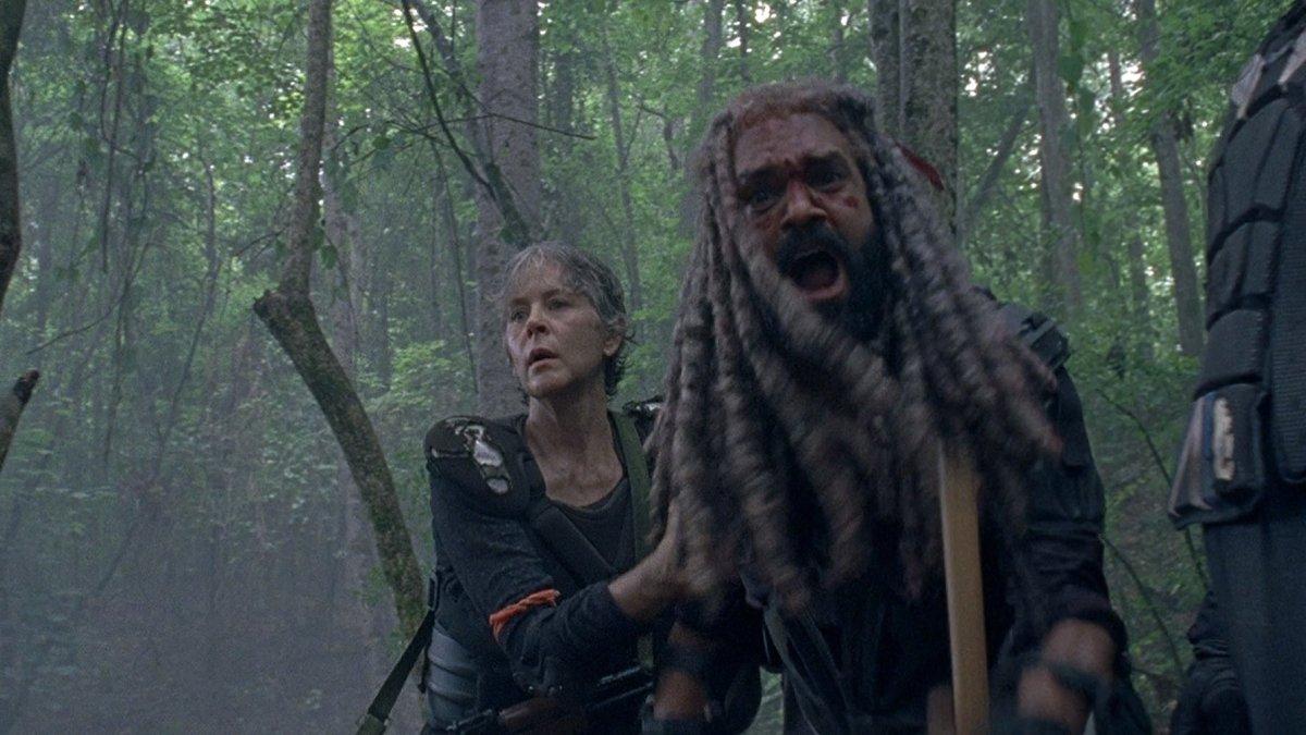 "The Walking Dead 9 Deuce: S:8 Ep:4 ""Some Guy"""