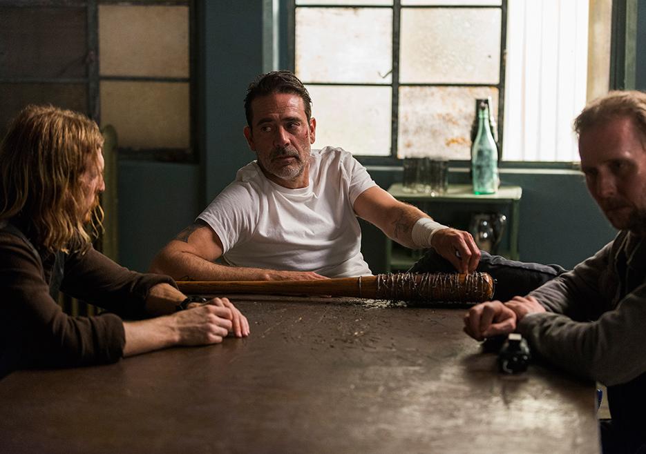"The Walking Dead 9 Deuce: S:8 Ep:5 ""The Big Scary U"""