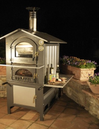 Wood Fired Ovens