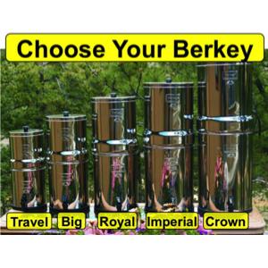 Berkey Water Filters
