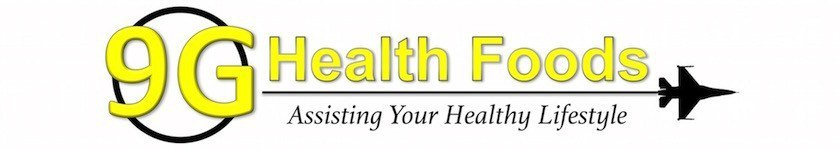 9G Health Foods Logo