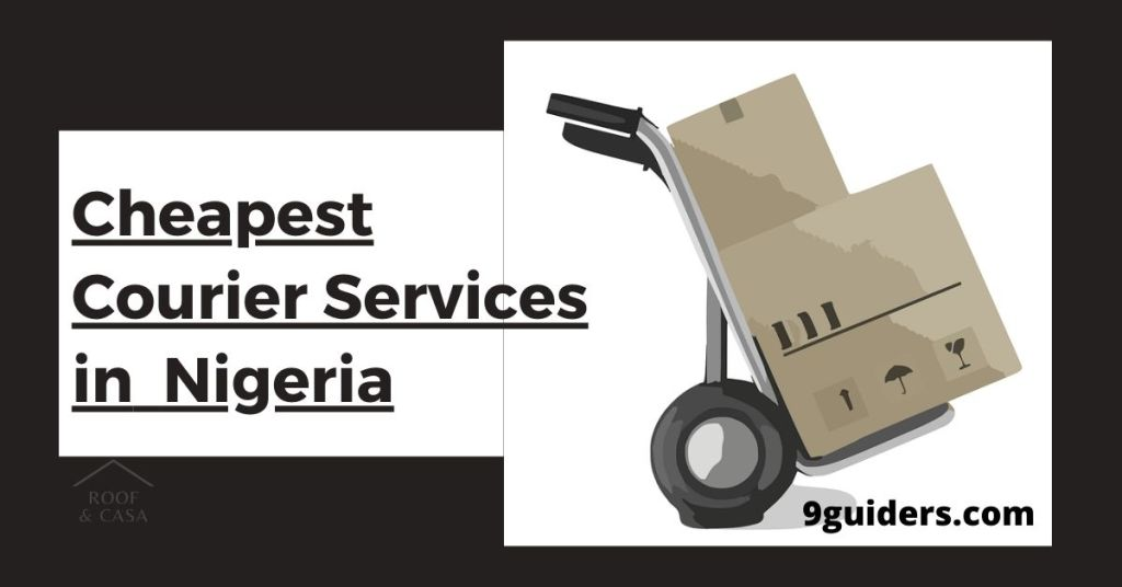 Cheapest Courier Services in Nigeria